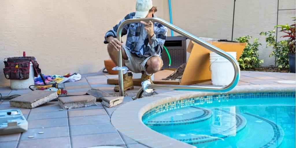 swimming pool repair services karachi