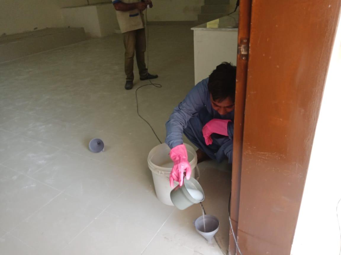termite proofing karachi